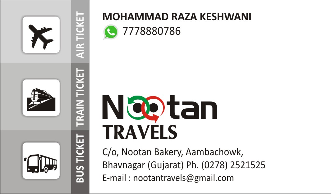 NOOTAN TRAVELS